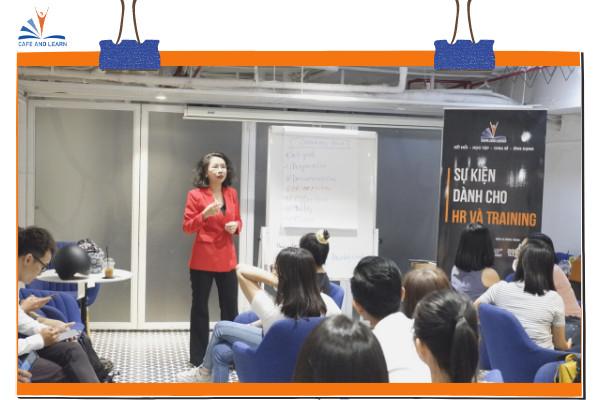 Khách mời tham gia: Ms. Châu Đỗ.